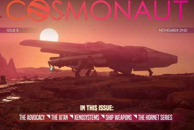 star citizen cosmonaut magazine